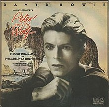 DavidBowie Peter&Wolf cover.JPG