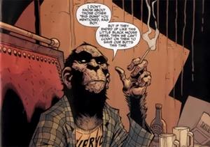 Detective Chimp - Image: Dchimpx