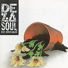 De La Soul is Dead album cover.jpg