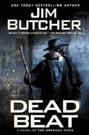 Dead Beat (The Dresden Files) - Image: Dead Beat