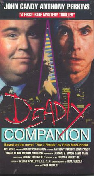 Deadly Companion - Image: Deadly companion poster