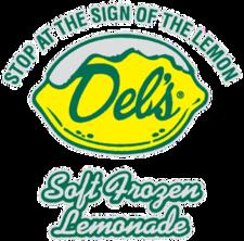 Del's logo