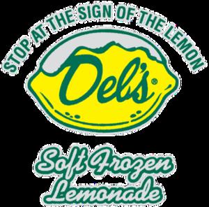 Del's - Image: Del's sign