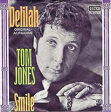 Delilah (Tom Jones song) - Wikipedia