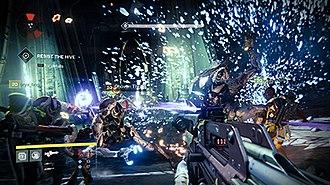 Destiny (video game) - Destiny gameplay