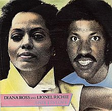Diana Ross and Lionel Richie — Endless Love (studio acapella)