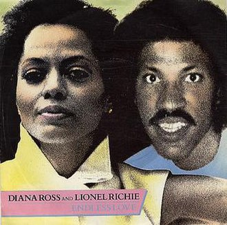 Endless Love (song) - Image: Diana Ross Endless Love