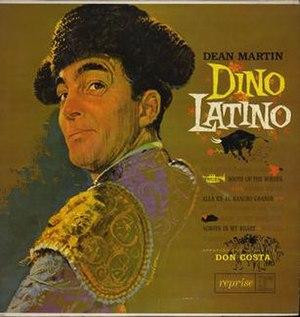 Dino Latino - Image: Dino Latino