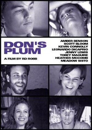 Don's Plum - Image: Don's Plum Film Poster
