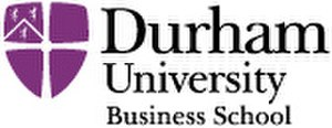 Durham University Business School - Image: Durham logo DBS