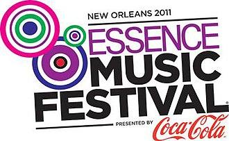 Essence Music Festival - 2011 EMF Logo