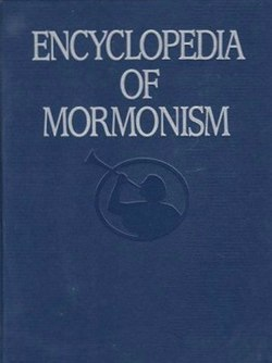 First of four volumes of the Encyclopedia of Mormonism.