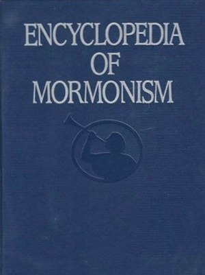Encyclopedia of Mormonism - Image: Encyclopedia of Mormonism