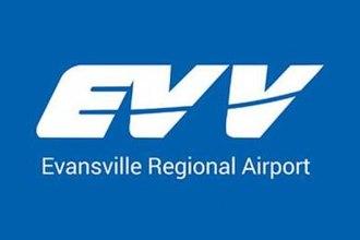 Evansville Regional Airport - Image: Evansville Regional Airport Logo
