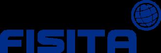 Fédération Internationale des Sociétés d'Ingénieurs des Techniques de l'Automobile - Logo