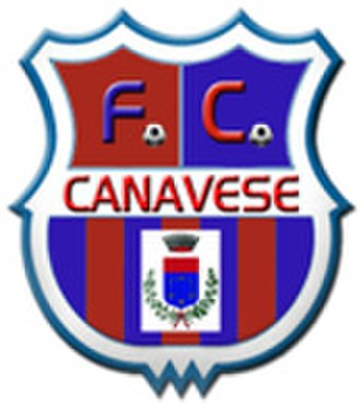 F.C. Canavese - Image: FC Canavese logo