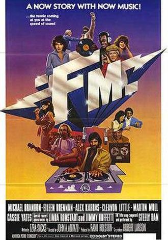 FM (film) - Image: FM (film)