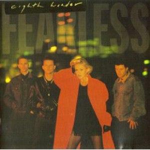 Fearless (Eighth Wonder album) - Image: Fearless 8thwonder