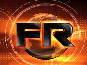 Fox Report - Fox Report logo from 2007 to 2009.