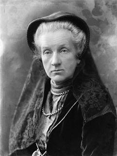 Frances Balfour British aristocrat and suffragist