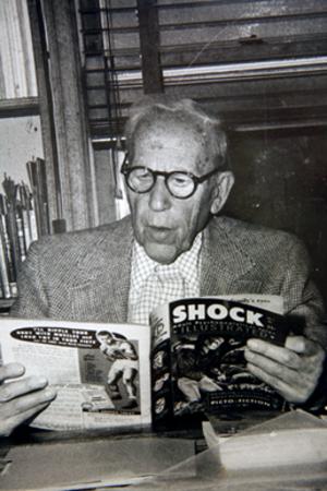 Fredric Wertham - Image: Fredric Wertham