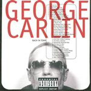 Back in Town (George Carlin album) - Image: GC BIT