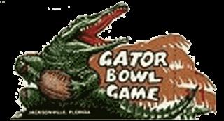 1978 Gator Bowl annual NCAA football game