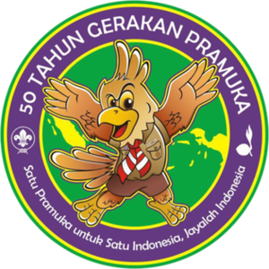 Gerakan Pramuka Indonesia - Gerakan Pramuka celebrated its 50th anniversary in 2011