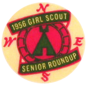Girl Scout Senior Roundup - Image: Girl Scout Senior Roundup (Girl Scouts of the USA) 1956