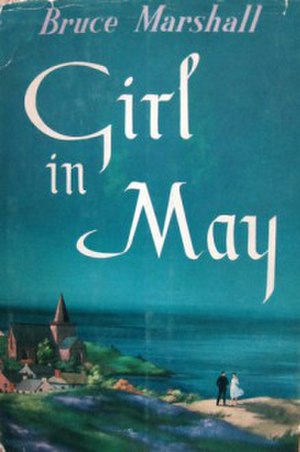 Girl in May - First US edition