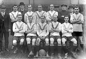 Glossop North End A.F.C. - Glossop team of 1915–16