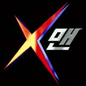 X-Man (TV series) - Image: Good Sunday Xman
