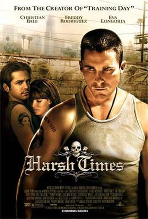 Harsh Times - Theatrical release poster