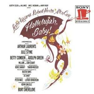 Hallelujah, Baby! - Original cast recording