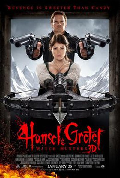 Picture of a movie: Hansel & Gretel: Witch Hunters