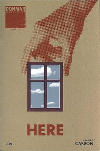 Here (play) - Premiere programme