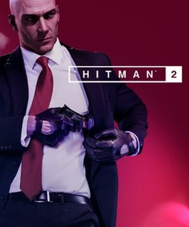 <i>Hitman 2</i> (2018 video game) 2018 video game