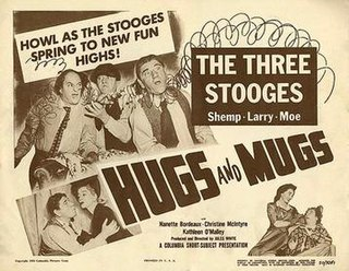<i>Hugs and Mugs</i> 1950 film by Jules White