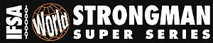Strongman Super Series - Image: IFSASS Logo