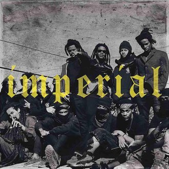 Imperial (Denzel Curry album) - Image: Imperial Denzel Curry