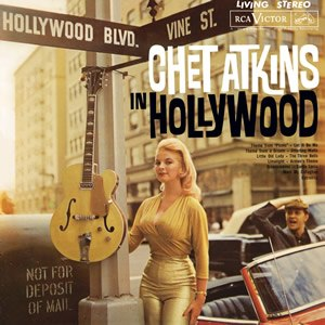 Chet Atkins in Hollywood - Image: In Hollywood 2