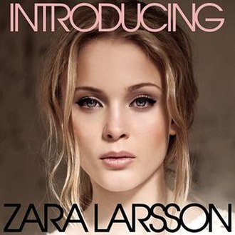 Introducing (EP) - Image: Introducing (EP) by Zara Larsson