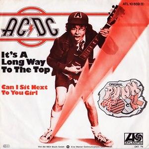 It's a Long Way to the Top (If You Wanna Rock 'n' Roll) - Image: It's a Long Way to the Top (If You Wanna Rock 'n' Roll)