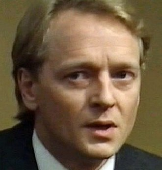 James Willmott-Brown - James Willmott-Brown as he appeared in 1989.