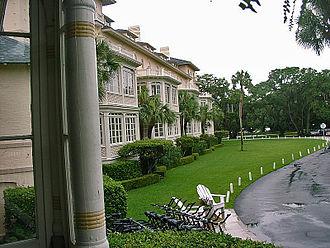 Jekyll Island Club - Jekyll Island Clubhouse