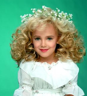Death of JonBenét Ramsey Death of American child beauty queen