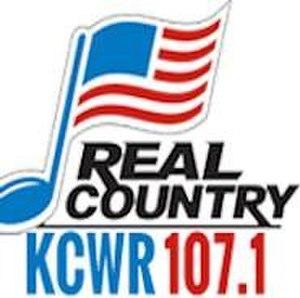 KCWR - Image: KCWR 107.1