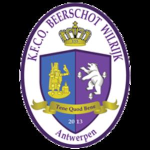 KFCO Beerschot Wilrijk - Image: KFCO Beerschot Wilrijk logo