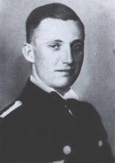 Karl-Heinz Moehle German U-boat commander