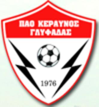 Glyfada F.C. - Logo of team from 1976 until 2009